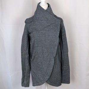 Lululemon That's a Wrap Cardigan Sweater Jacket